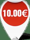 Τιμή >Ψαλίδι Ραπτικής 9 1/2 EBA 10 ευρώ