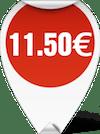 Τιμή Ψαλίδι Ραπτικής 7 inches 11.50 ευρώ
