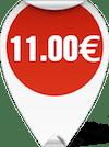 Τιμή Ψαλίδι Ραπτικής OPTIMA 712 11.00 ευρώ