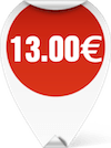 Τιμή ΨΑΛΙΔΙ ΜΟΔΙΣΤΡΑΣ VVE 800 - 13.00 ευρώ