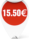 Τιμή Ψαλίδι ραπτικής 9 1/2 Optima 15.50 ευρώ