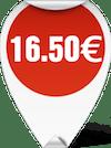 Τιμή Ψαλίδι Ραπτικής Froral 8 inches 16.50 ευρώ