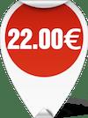 Τιμή Ψαλίδι Ραπτικής 8'' Precision 22.00 ευρώ