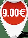 Τιμή Ψαλίδι ραπτικής 8 1/2 Mundial 9.00 ευρώ